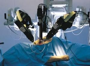 Роботизована хірургія